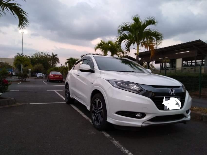 Honda Vezel HRV