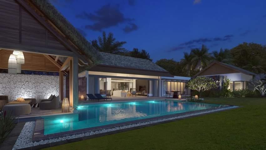 Tamarin vente villas PDS accessibles aux étranger