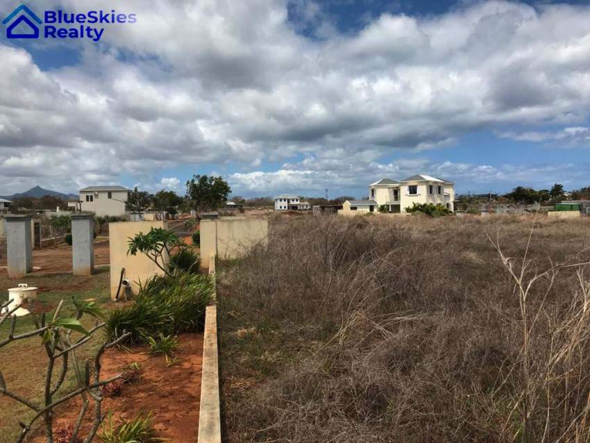 227 toises of Land Pointe aux Piments - Land at AsterVender