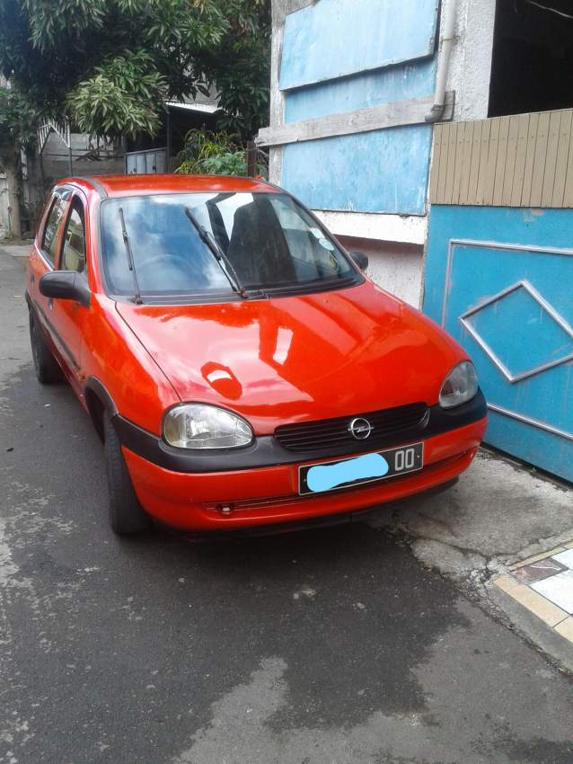 Opel Corsa 00 Rs 48K