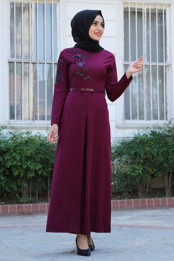 Designer turkish dress