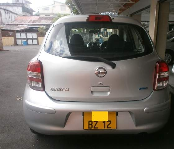 Nissan March  - Family Cars at AsterVender
