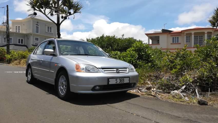 Honda Civic ES8
