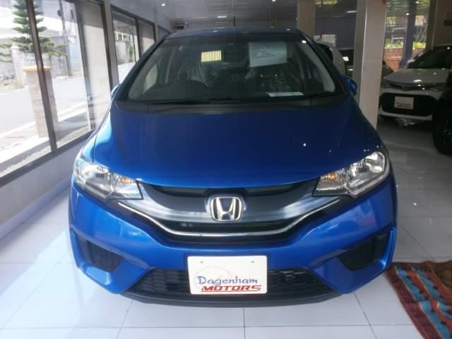 Honda Fit F Package