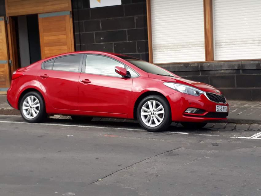 kia cerato year 2014 manual
