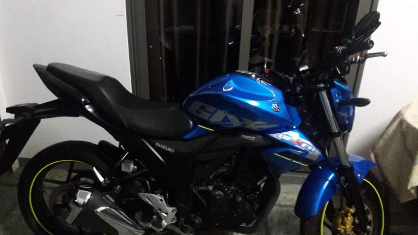Suzuki Gixer