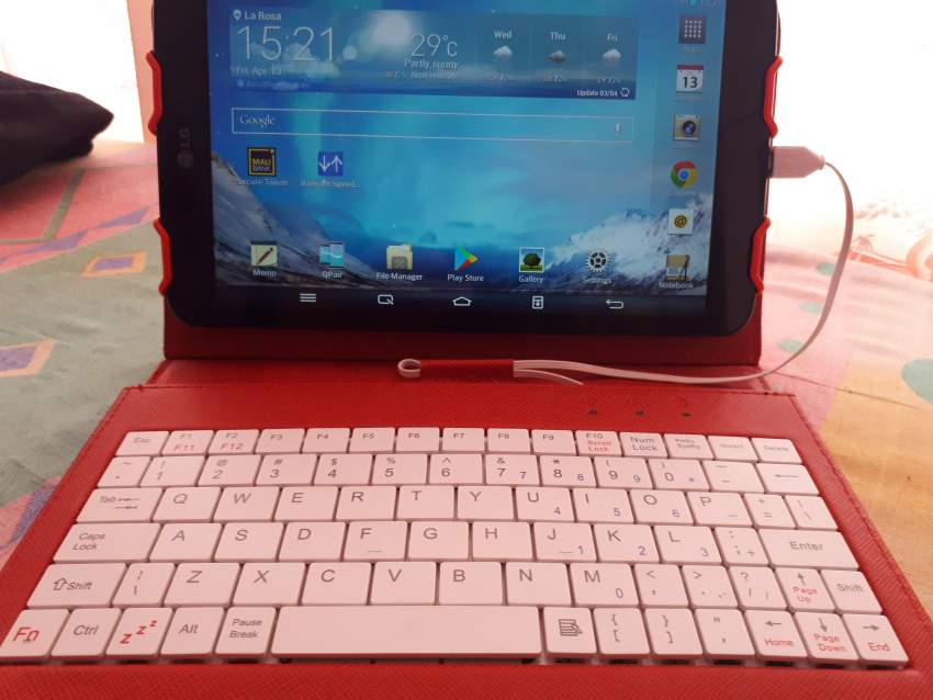 LG Android PC Tablet