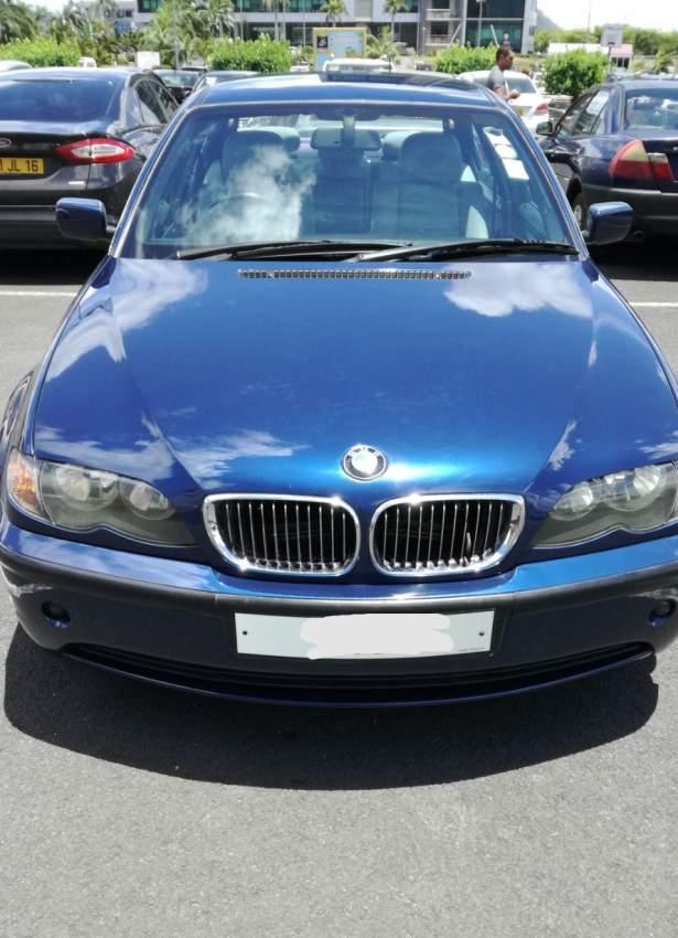BMW 3 Series Sedan E 46