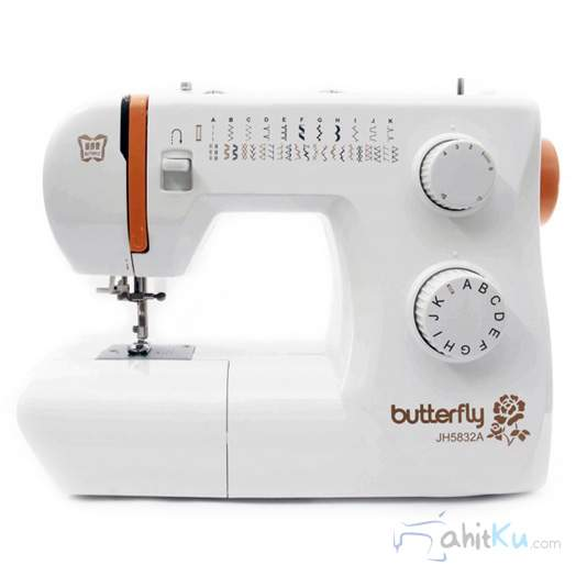 Sewing and Embroidery Machine - Butterfly JH5832A