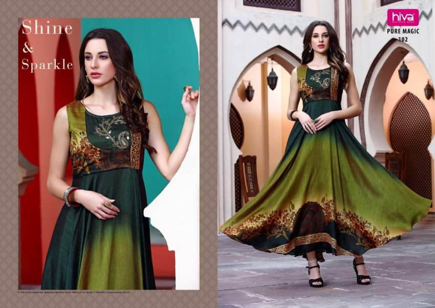 KURTI PUREMAGIC - Kurti on Aster Vender