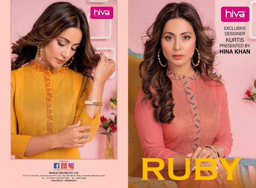 KURTI RUBY - Kurti at AsterVender