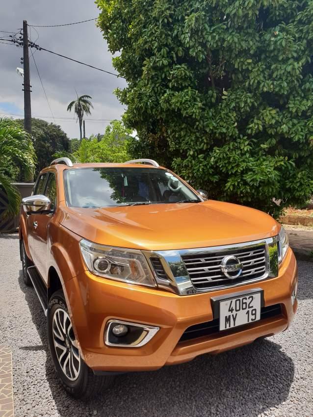 Nissan Navara 4x4 Yr 2019 URGENT SALE