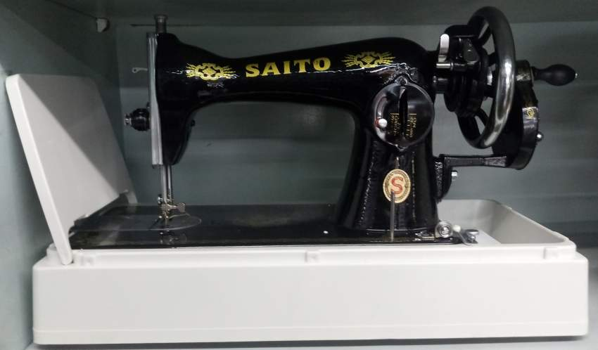 Handtype sewing machine