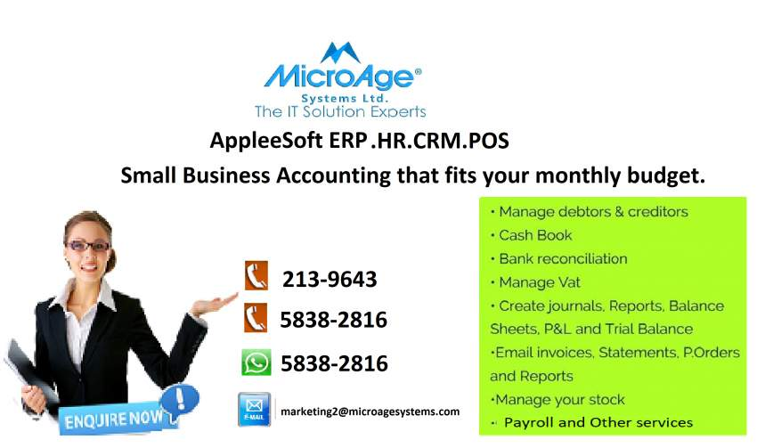 MICROAGE SYSTEMS LTD- THE IT SOLUTION EXPERTS