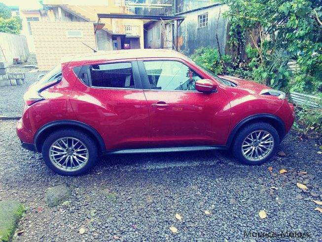 Nissan Juke 2015 for sale - SUV Cars at AsterVender