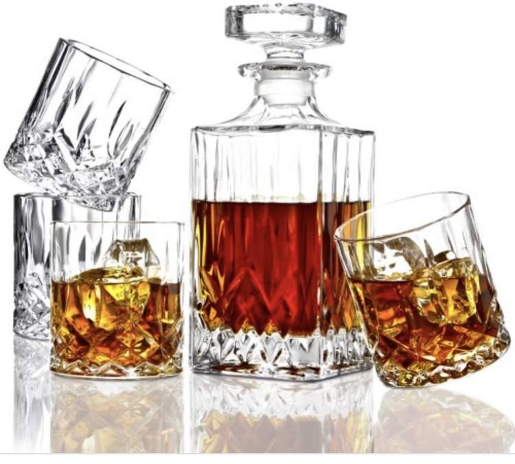 Whiskey sets