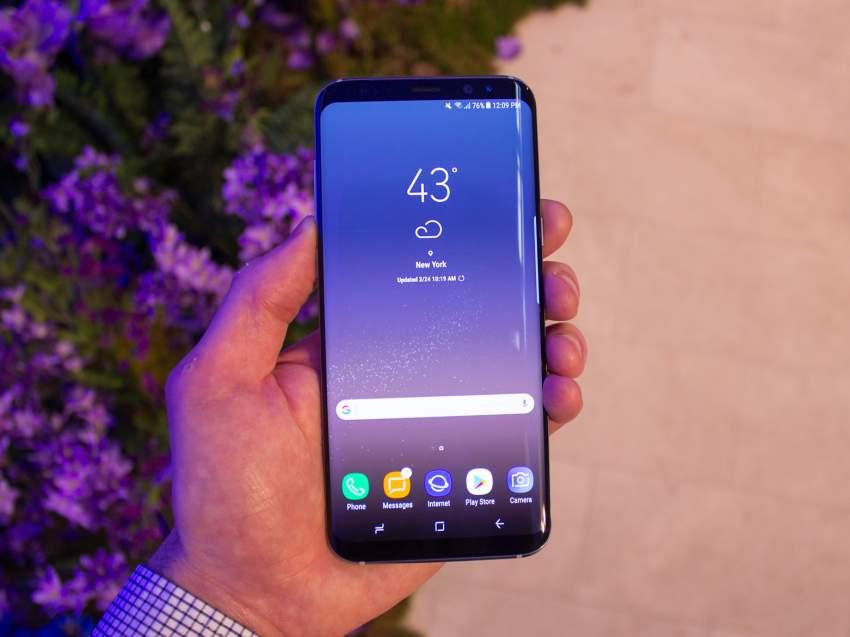 Samsung S8 + dex