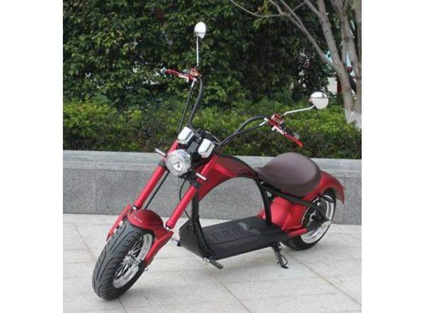 Stylish & Powerful Electric Motorbike