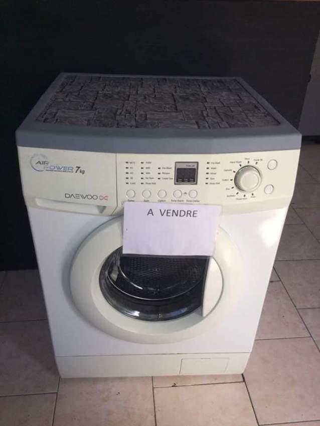 Wachine Machine Daewood