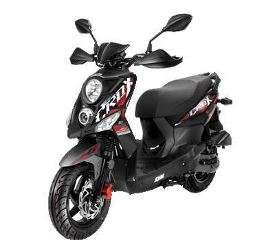 SYM CROX 125  - Scooters (above 50cc) at AsterVender