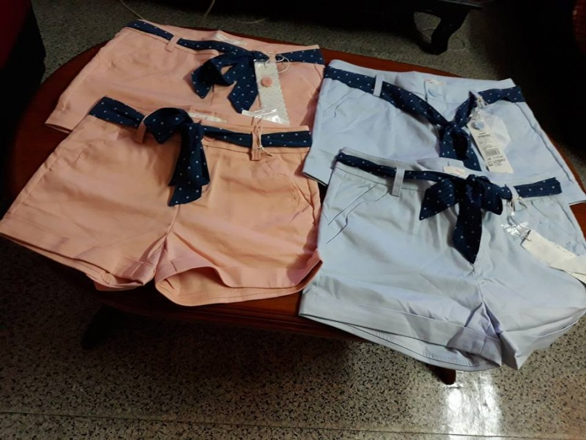 Big promo lor short rs 150 - Pants & Leggings (Women) at AsterVender