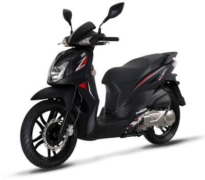 SYMPHONY SR 125  - Scooters (above 50cc) at AsterVender