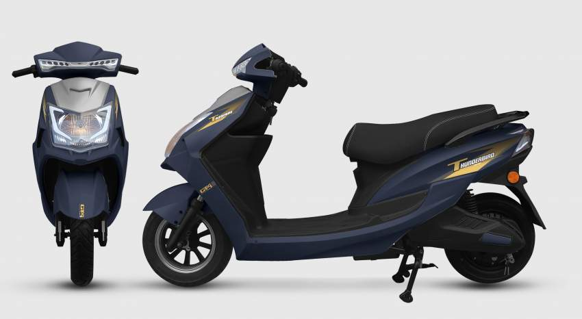 HONGDU THUNDERBIRD 1500W - Electric Scooter at AsterVender
