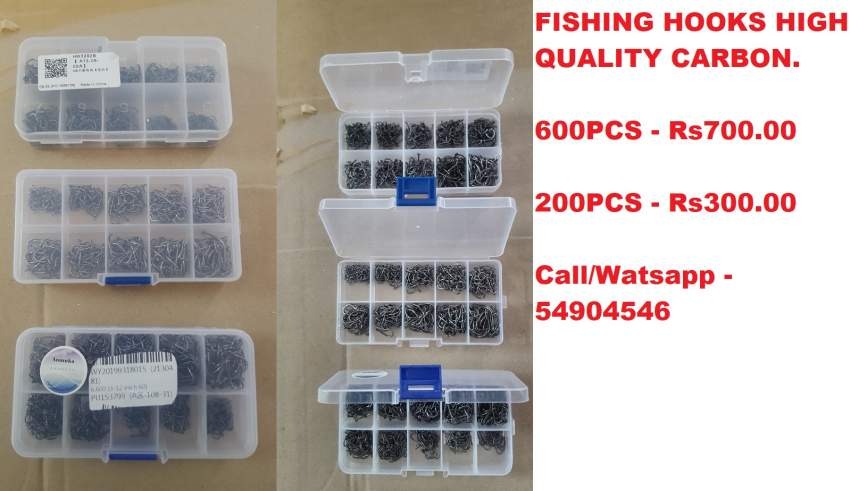 EQUIPEMENT DE PECHE / FISHING EQUIPMENT (call 54904546)