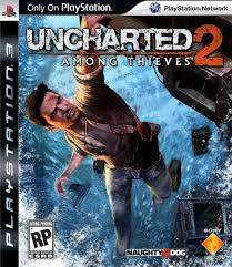 Uncharted 2 PS3 GAME