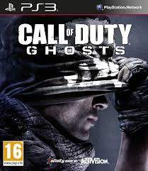 JEU PS3 - CALL OF DUTY : GHOSTS - PS4, PC, Xbox, PSP Games at AsterVender