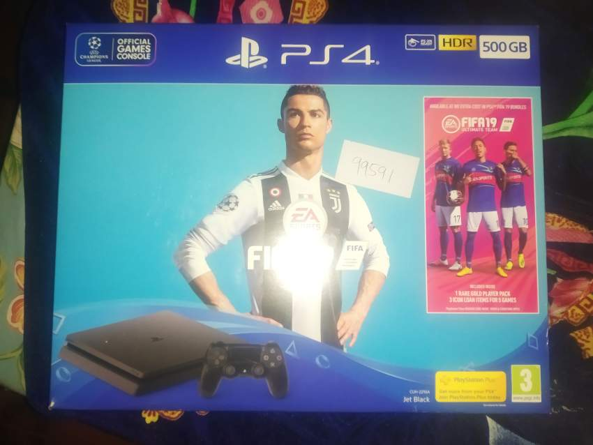 Playstation 4 - Other Indoor Sports & Games at AsterVender