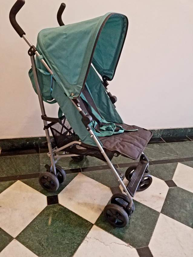 Mamas & Papas Pushchair Stroller in like new condition