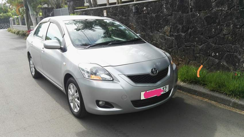 Toyota Yaris 1.3 manual