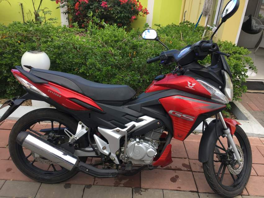Motorcycle 125cc - Sports Bike at AsterVender