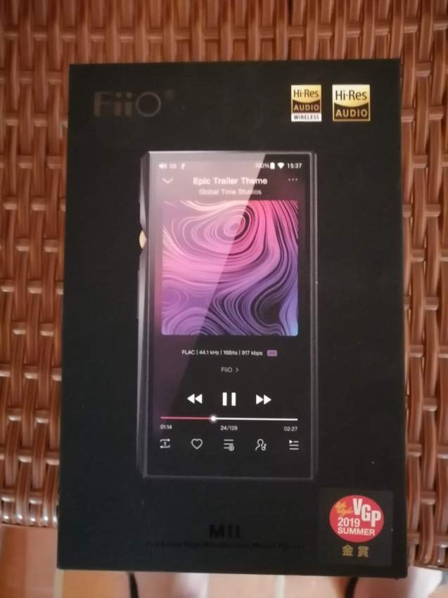 Music player FIIO M11 - All electronics products at AsterVender