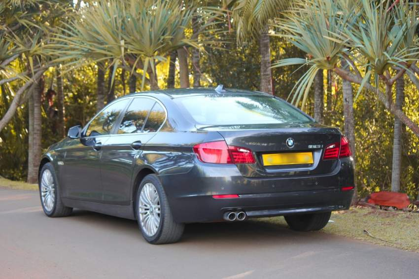 BMW 523 2010 - Family Cars at AsterVender