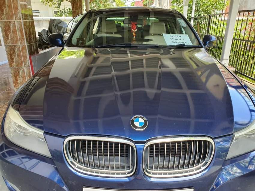 BMW 316i  - Luxury Cars at AsterVender