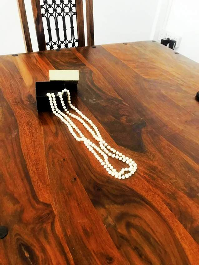 Pearl necklace - Original from Bond Street London Boutique