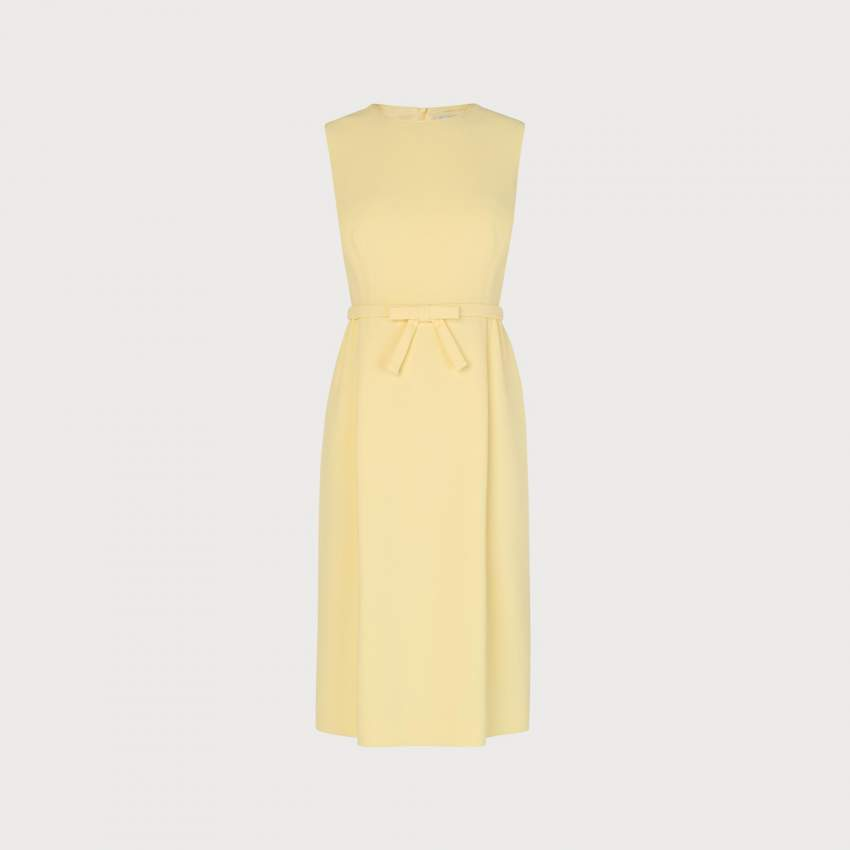 GEORGIA YELLOW SHIFT DRESS - Original from LK Bennett UK