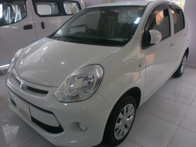 Toyota Passo - Family Cars at AsterVender