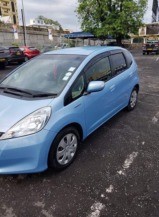 Honda Fit Hybrid - Compact cars at AsterVender