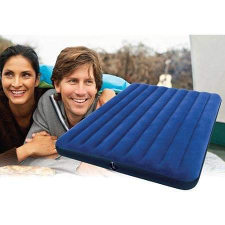 Intex air bed  500rs