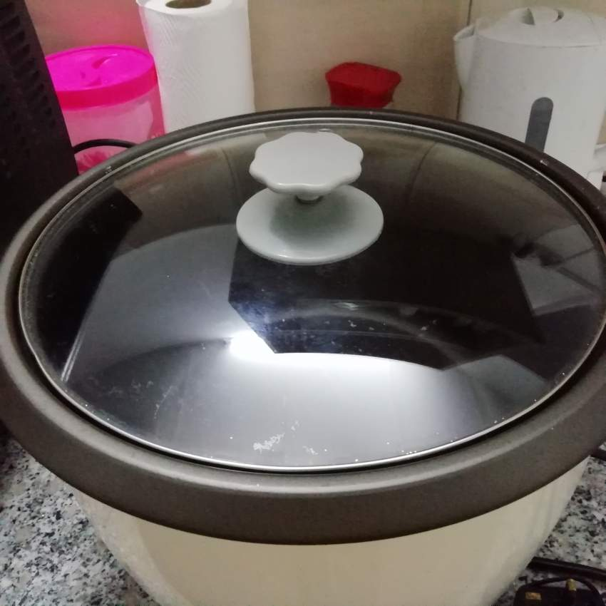 Pacific rice cooker - All household appliances at AsterVender