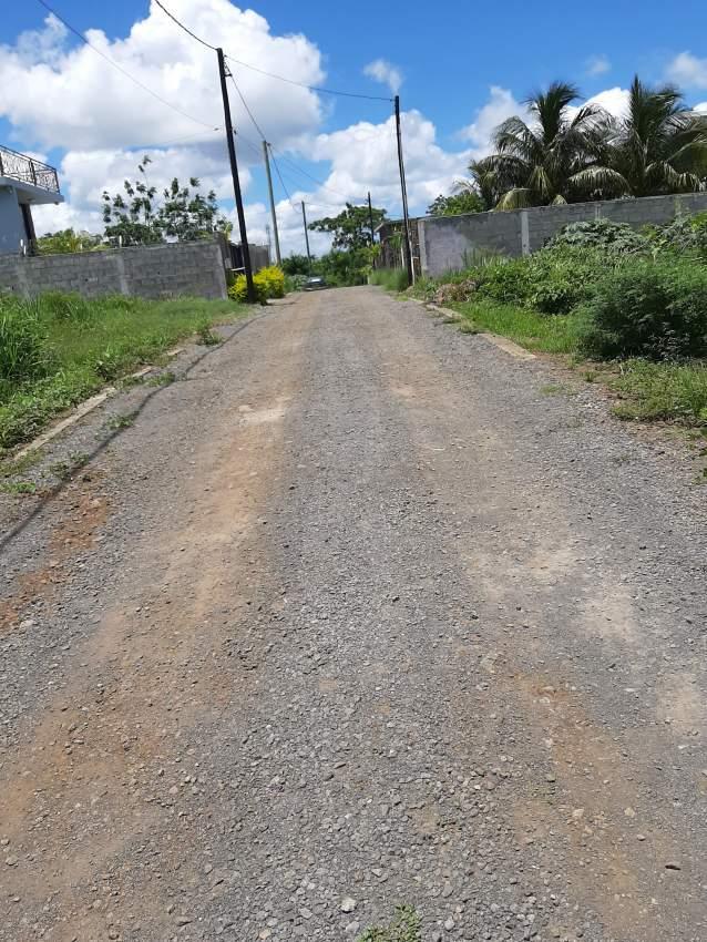 Residential Land of 11 perches at Grand Bay near villa Del Sol