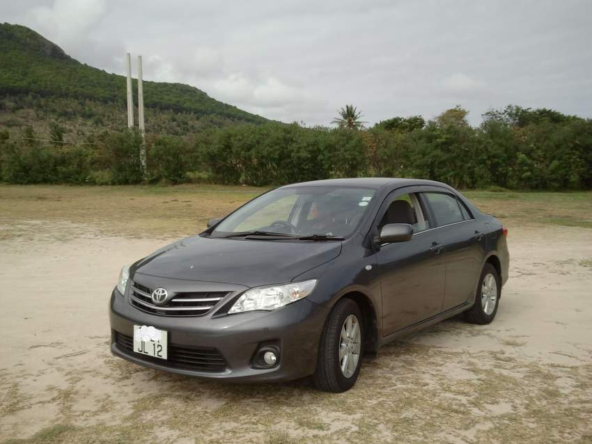 Toyota corolla  - Luxury Cars at AsterVender