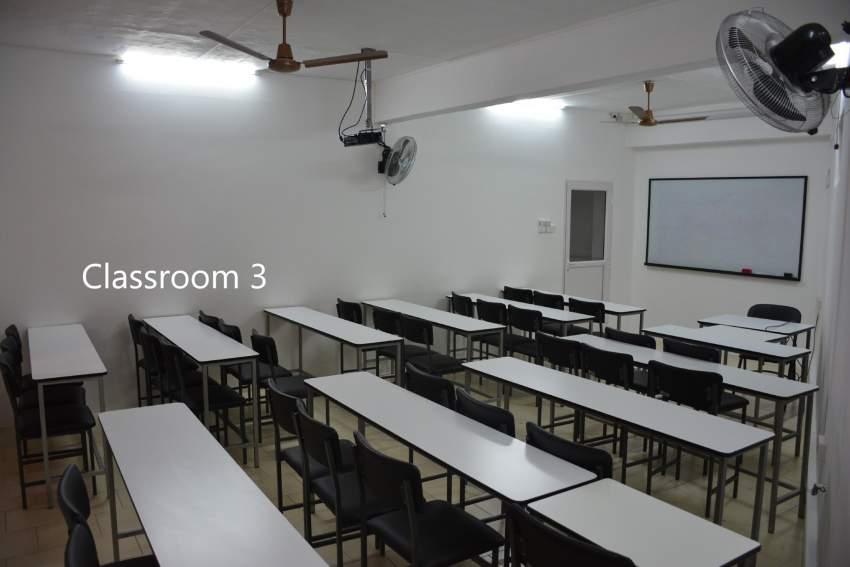 Classrooms for rent