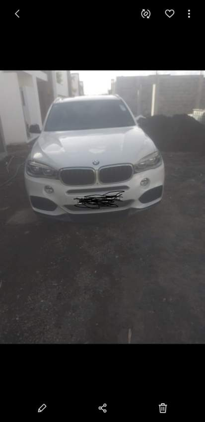 BMW X6 - Luxury Cars at AsterVender
