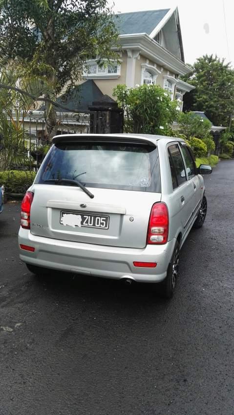 Car Perodua kelissa 05 reconditioned