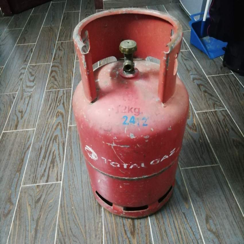 Gas cannister  - Kitchen appliances at AsterVender