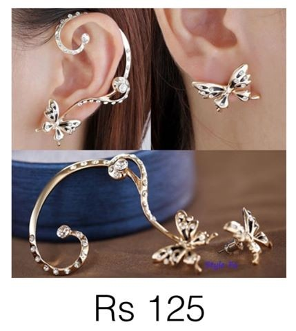 These beautiful earrings for sale Rs125 only!!! by Keshav - Earrings at AsterVender